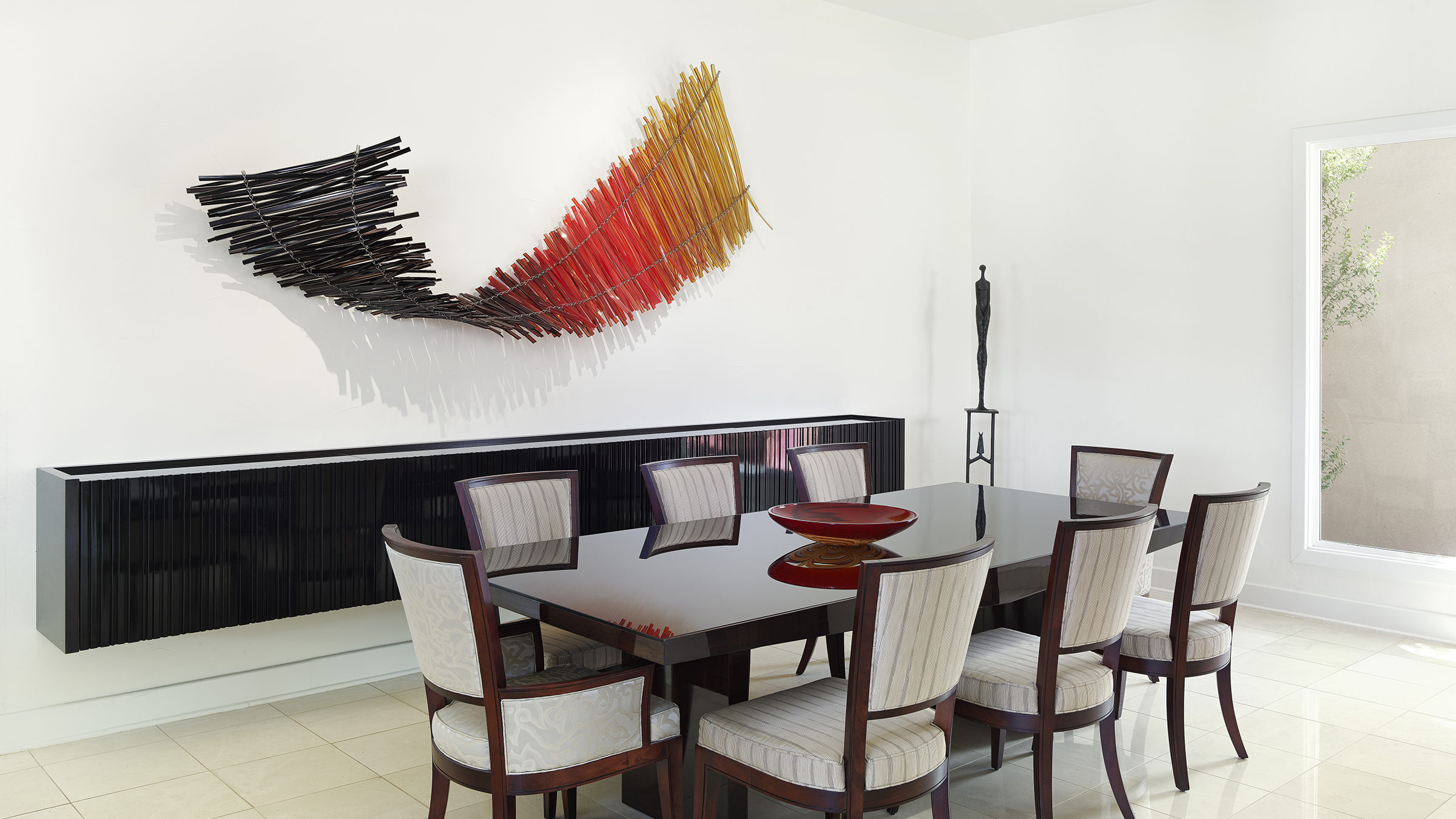 Carlyn Ray Designs Residential Installation Image