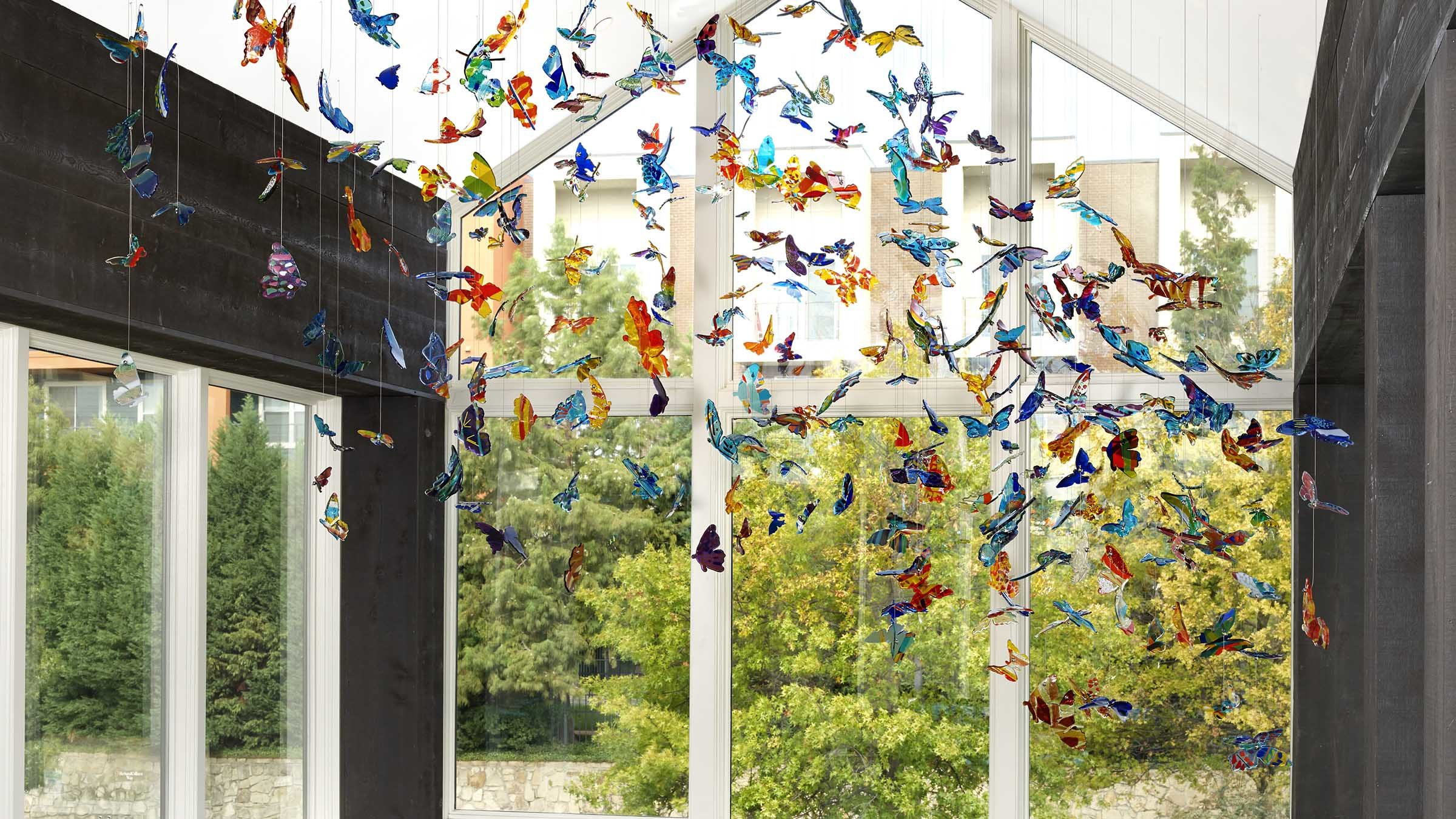 Carlyn Ray Designs Community Installation Image
